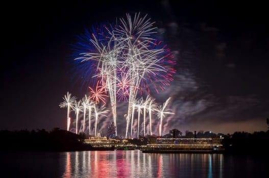 Ferrytale Fireworks