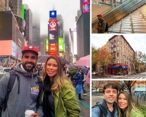 Prédio do apartamento de Friends - Tour A Grande Maçã em Nova York