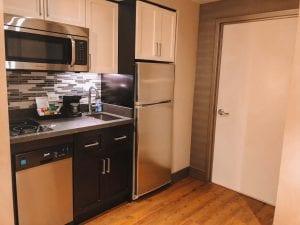 Mini cozinha completa - Homewood Suites by Hilton New York/Midtown Manhattan Times Square-South