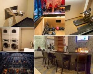 Estrutura - Homewood Suites by Hilton New York/Midtown Manhattan Times Square-South