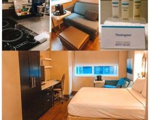 Quarto suíte studio - Homewood Suites by Hilton New York/Midtown Manhattan Times Square-South